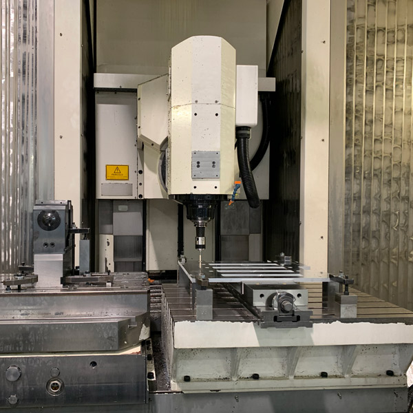 5 Axis work centre